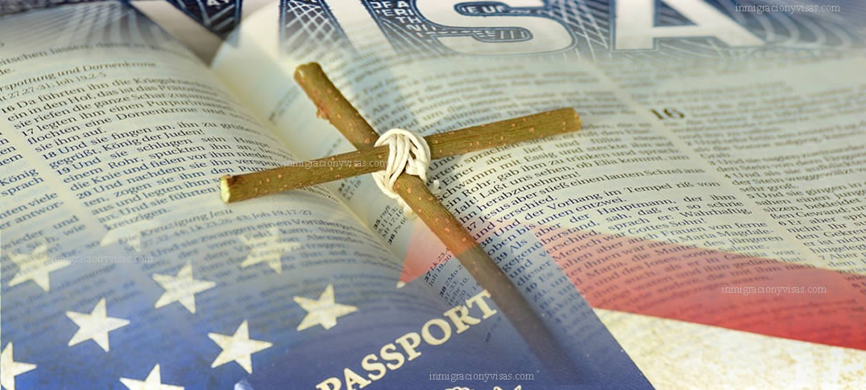 Trabajadores Religiosos Inmigrantes Especiales