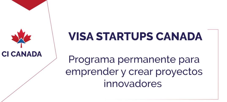 La Visa de Residente Permanente de Emprendimiento Empresarial (Startups) Para Canadá