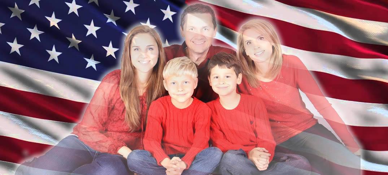 Visa V para Familiares de Residentes