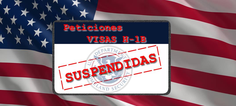 Estados Unidos Suspende Procesamiento Prioritario de Todas las Peticiones H-1B