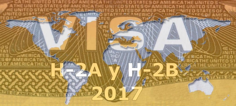 San Vicente y las Granadinas Se Incluyen a Países Elegibles para Visas H-2A y H-2B